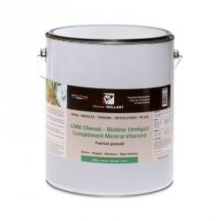 CMV cheval - Biotine oméga 3