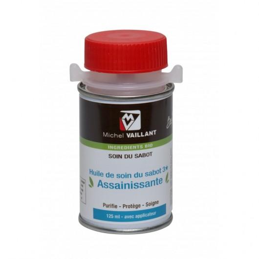 Huile bio soin du sabot 3* Assainissante 125 ml  - Michel Vaillant