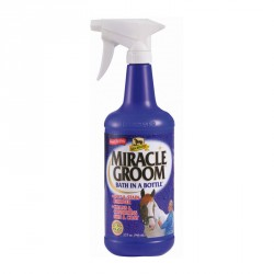 MIRACLE GROOM NETTOYANT A SEC  Spray 946 ml ABSORBINE