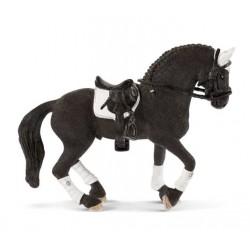 ETALON FRISON  -CONCOURS EQUESTRE -HORSE CLUB SCHLEICH