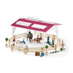 Kit école d'équitation horse club SCHLEICH