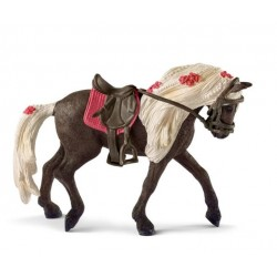 JUMENT ROCKY MONTAIN  -SPECTACLE EQUESTRE -HORSE CLUB SCHLEICH