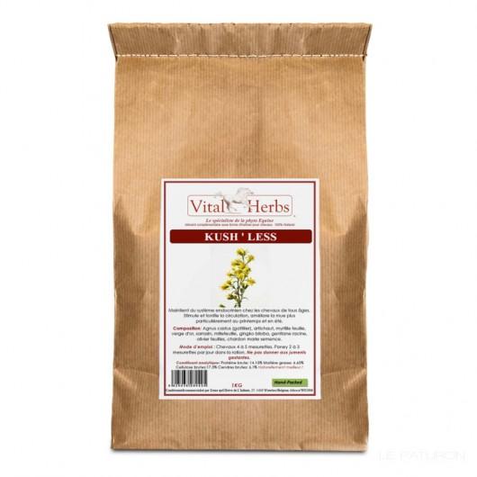 Equilibre système endocrinien Kushless Vital Herbs