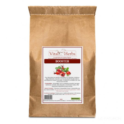 Booster cheval Vital Herbs