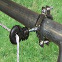 Kit électrique pour barrière d'herbage