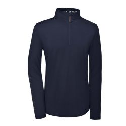 Sweat Homme col haut - Polo Lief - Pikeur