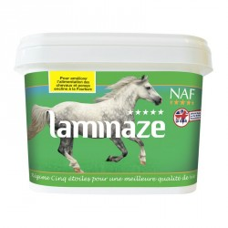 Laminaze - protection fourbure cheval - Naf