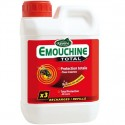 Spray anti-insectes cheval 500 ml Emouchine Total Ravene