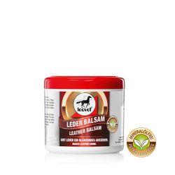 Crème cuir ravivante balsamique pot de 500 ml Leovet