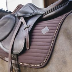 Tapis chabraque Pearls cheval - Kentucky - Equestra