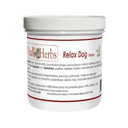 RELAX DOG ANTI STRESS CHIEN ET CHAT VITAL HERBS