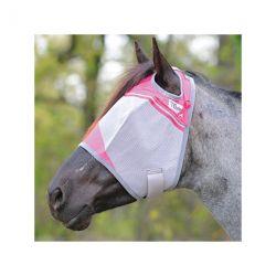 Masque anti-mouche cheval Crusader Color sans oreilles - Cashel - Equestra