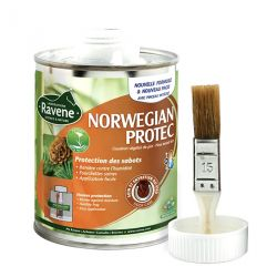Goudron de pin naturel pour sabot 500 ml