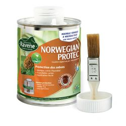 Goudron vegetal de pin Norwegian Protec Ravene