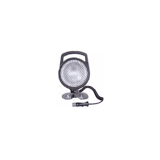 Phare travail rond mobile 12 volts