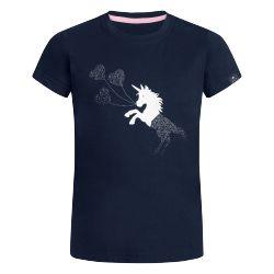 Tee-Shirt Lucky Dorle Enfant motif licorne - Elt