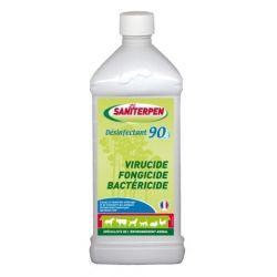 Saniterpen 90 (virucide , fongicide , bactéricide ) 1L (à diluer) - Saniterpen