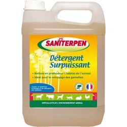 Détergent surpuissant 5L (à diluer) - Saniterpen