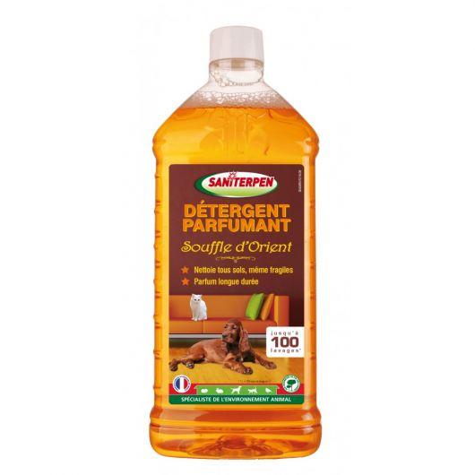 Nettoyant/détergent parfumé - Souffle d'Orient 1L (à diluer) - Saniterpen