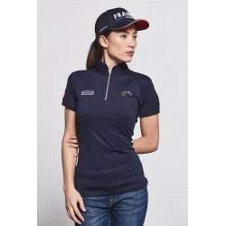 Polo femme Shivah Rider France - Harcour - Equestra