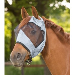 Masque anti-mouches anti-UV sans oreilles Premium - Waldhausen