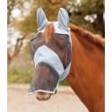 Masque anti-mouches anti-UV intégral avec protection oreilles et museau Premium - Waldhausen