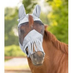 Masque anti-mouches anti-UV à franges Premium - Waldhausen