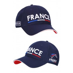 Casquette Quidamh France Softshell - Harcour - Equestra