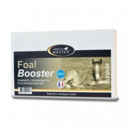 FOAL BOOSTER -4 seringues 15 ml - Horse Master