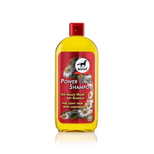 Shampoing chevaux camomille 500 ml Super Force - Leovet