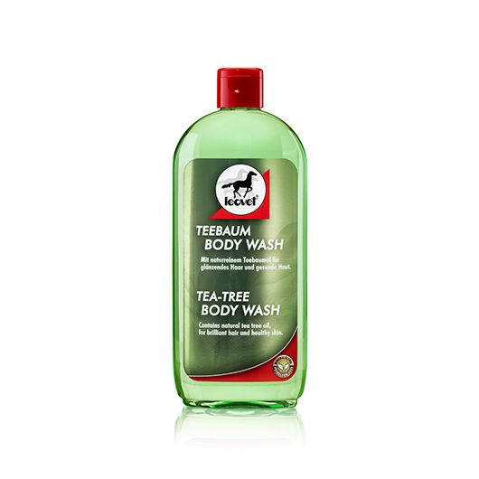 Shampoing démangeaisons cheval arbre à thé 500 ml - Leovet