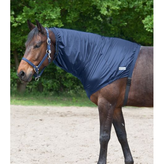 Couvre-cou cheval protection anti-dermite - Waldhausen