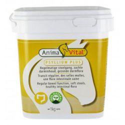 Formule digestion et transit 1 kg Psyllium Plus - Animavital