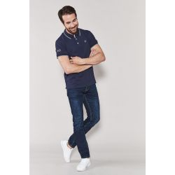 Polo manches courtes Homme Must Have Astro - Harcour