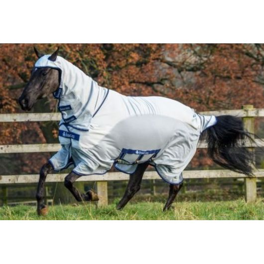 Chemise anti-dermite cheval Sweet Itch X Light - Bucas - Equestra