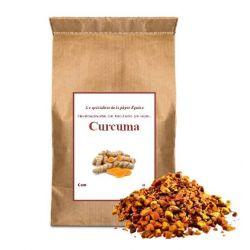 Curcuma cheval 100% racines en granulés - Vital Herbs