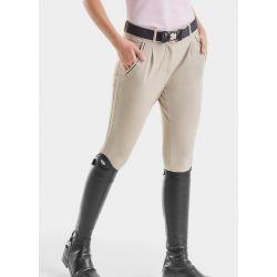 Pantalon d'équitation à pince femme X-Tailor - Horse Pilot
