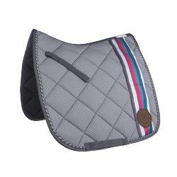 Tapis de selle cheval Salisbury Fashion - Waldhausen