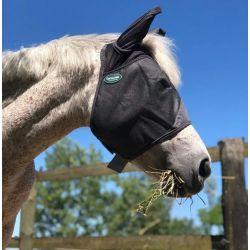 Masque anti-mouche et anti- uv cheval emouchine - Ravene