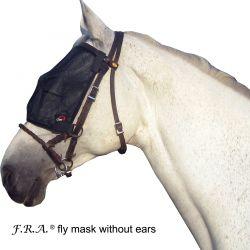 Masque anti-mouche de travail sans oreilles cheval - Cavallo