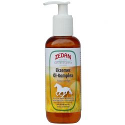 Huile apaisante dermite estivale cheval - Zedan