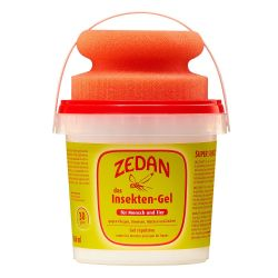Gel anti-mouche cheval naturel avec éponge - Zedan