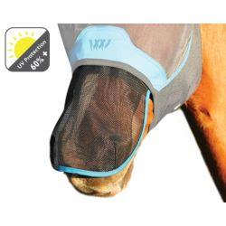 Protège naseaux cheval anti-uv pour masque anti-mouche - Woof Wear
