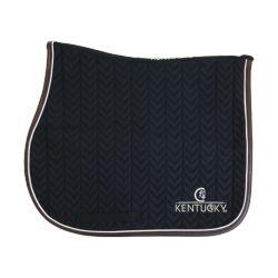 Tapis de selle Fishbone Leather - Kentucky