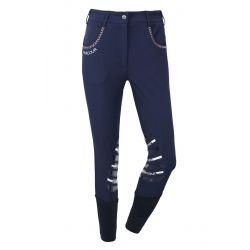 Pantalon d'équitation Femme Grip Gisèle H20 - Harcour