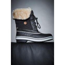 Boots d'écurie hiver Femme Karl - Harcour