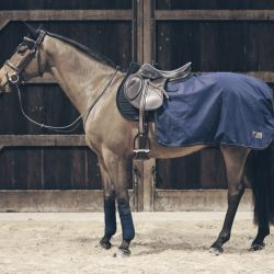 Couvre reins carré dressage imperméable All Weather - Kentucky