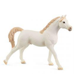 Figurine étalon Arabe blanc - Schleich
