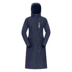 Manteau long femme imperméable Fehmarn - Elt