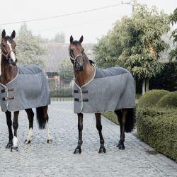 Chemise séchante cheval Heavy Fleece - Kentucky